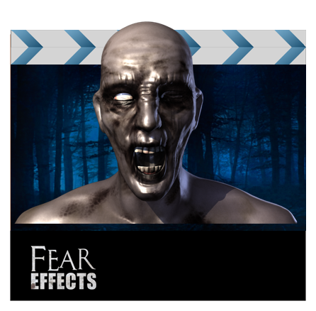 Fear Effects Front Page Graphic