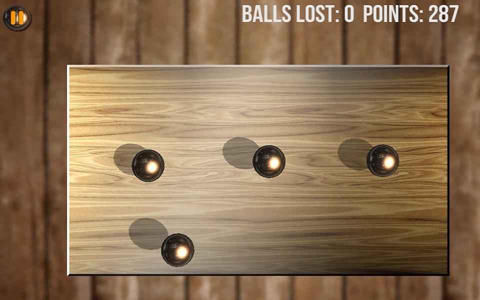 Balls, Balls, Balls - Playing 1