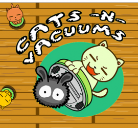 Cats-N-Vacuums